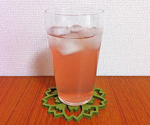 ザクロ酢 作り方 効果 効能 飲み方 ダイエット 飲むタイミング ザクロ酢グラス画像.jpg